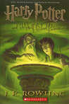 Harry Potter and the Half-blood Prince by JK Rowling (Read by Jim Dale)