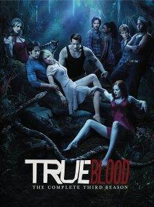 TrueBlood- Page to Screen