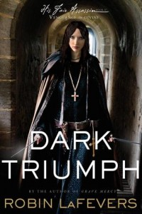 Cover Talk: Dark Triumph Paperback