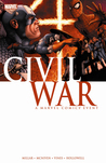 Comic Review- Civil War: A Marvel Universe Event