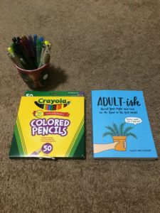Adult-ish by Cristina Vanko (Review and Giveaway)