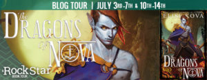 DRAGONS OF NOVA BLOG TOUR – Review + Giveaway!