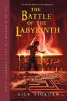 Battle of the Labyrinth by Rick Riordan
