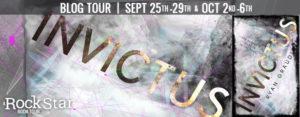 INVICTUS BLOG TOUR