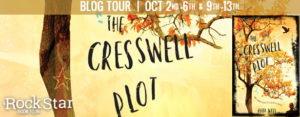 The Cresswell Plot Paperback Blog Tour!