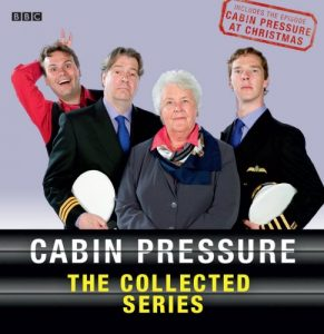 Cabin Pressure- Out of the Pages