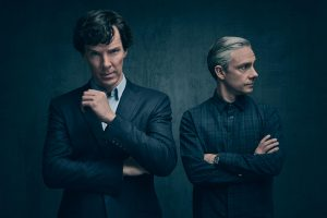 Sherlock- Page to Screen Review