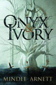 "Onyx and Ivory Book Blurb or, ""The One in Which I Actually Blurbed a Book"""