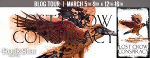 Lost Crow Conspiracy Blog Tour