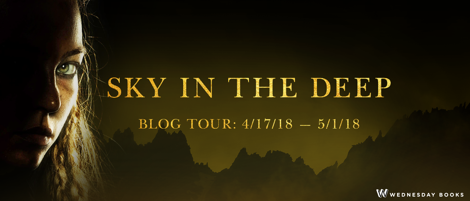 SKY IN THE DEEP – Q&A with Adrienne Young!
