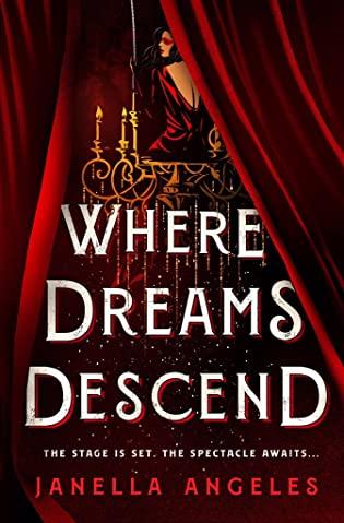 AS DREAMS DESCEND by Janella Angeles