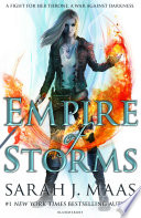 Empire of Storms (Throne of Glass #5) by Sarah J Maas